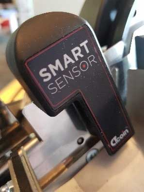 SMARTcensor coin counting technoloty