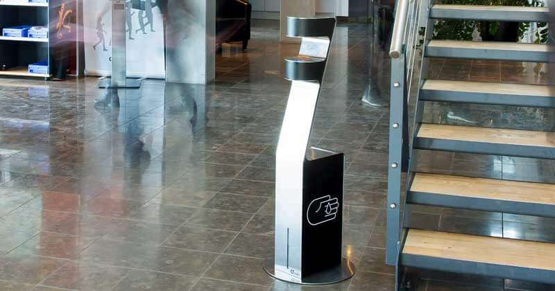 Zenzation Sanitizer Dispenser